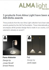 3 products from Alma Light have been selected for the ADI-Delta awards