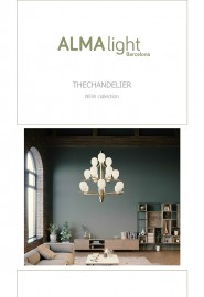 New THECHANDELIER design by Alfonso de la Fuente
