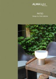 Patio, design by Oriol LLahona